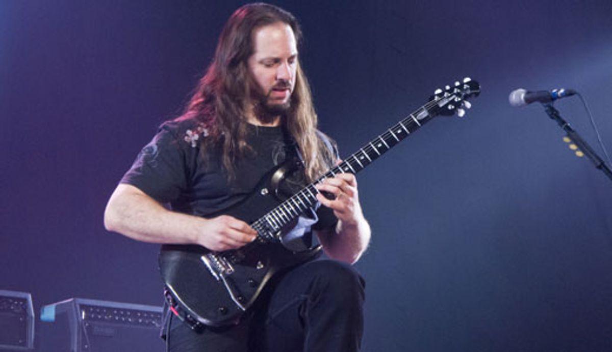 Obsessive Progressive: John Petrucci