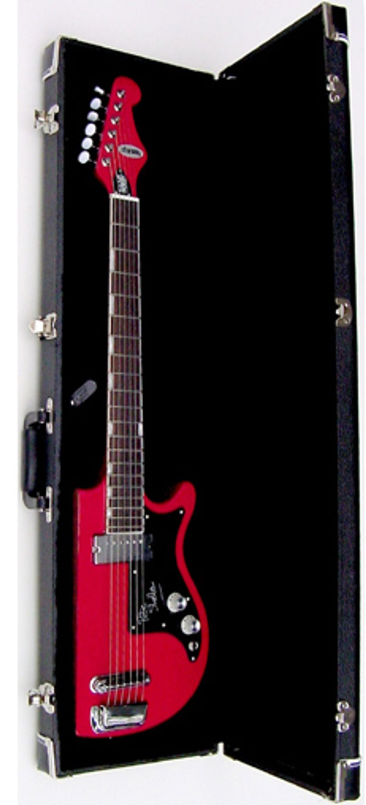 Eastwood's Pete Shelley Starway Guitar