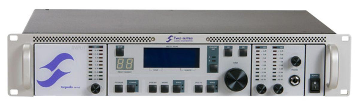 Two Notes Torpedo VM-202 Speaker Simulator Review