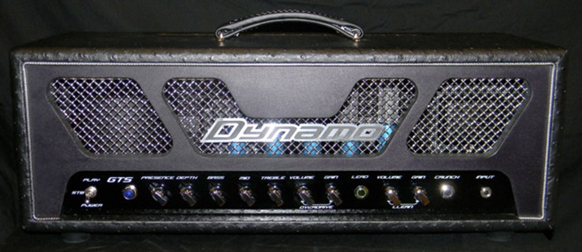 Dynamo Amplification Introduces Grand Tour Series Amps