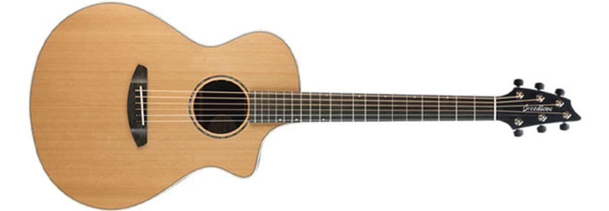 Breedlove Guitars Releases the Premier Concert LTD