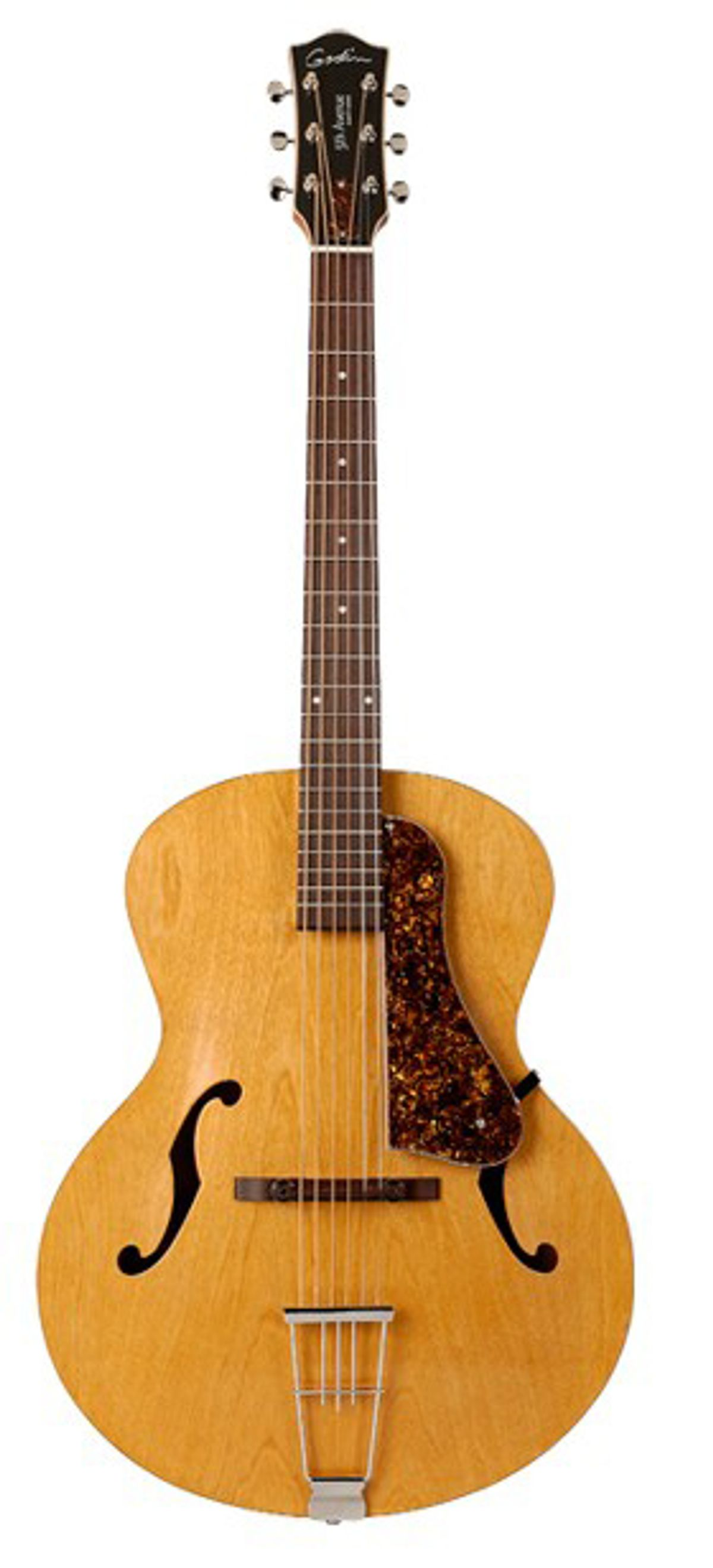 Review: Godin 5th Avenue Archtop