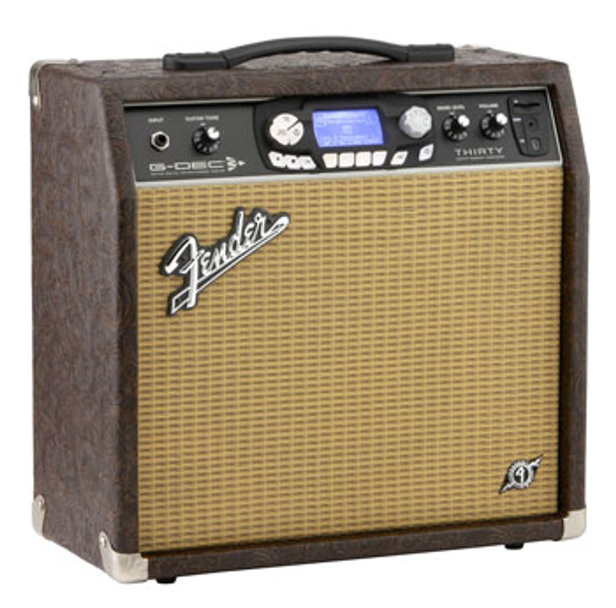 Fender Introduces Special Edition G-DEC 3 Thirty Blues, Metal, and Country Amps