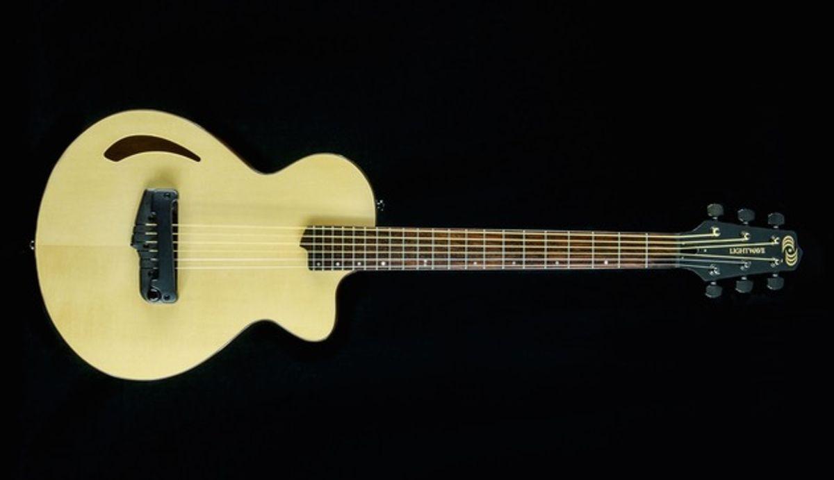 Willcox Guitars Unveils Atlantis ElectroAcoustic Guitar