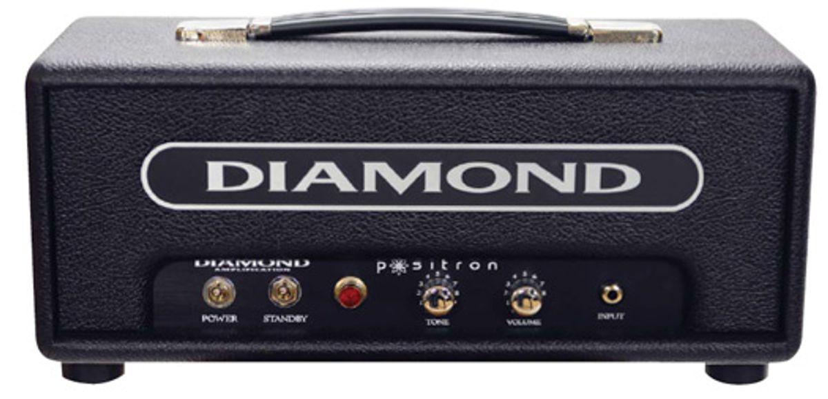 Diamond Amplification Positron Amp Head Review