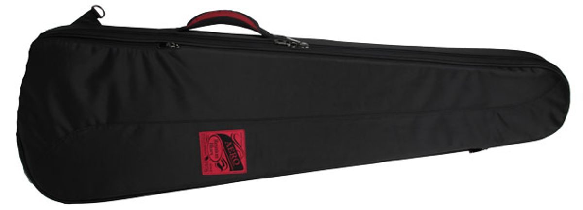 Reunion Blues Introduces Aero Series Guitar and Bass Cases
