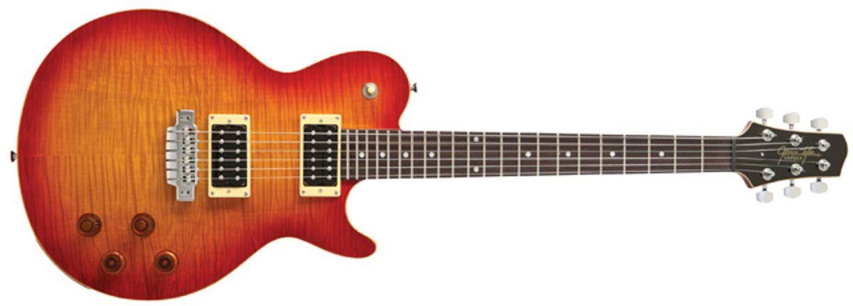 Line 6 JTV-59 Variax Electric Guitar Review
