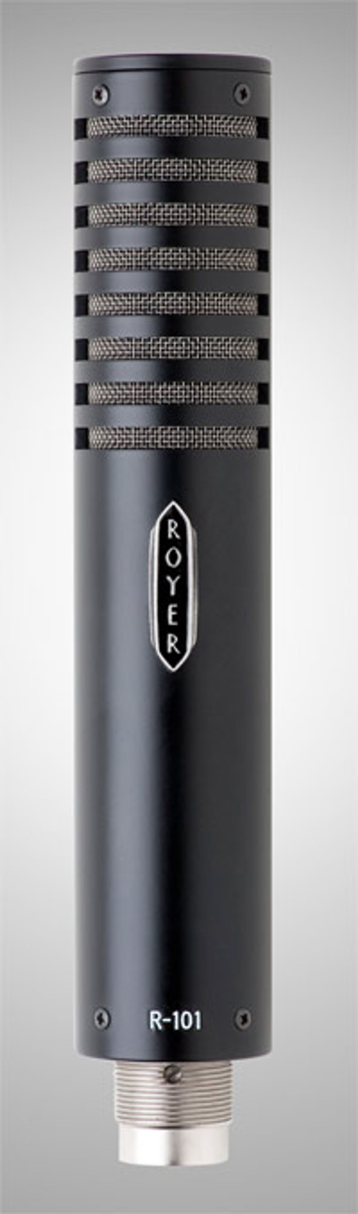 Royer Labs Debuts R-101 Ribbon Microphone