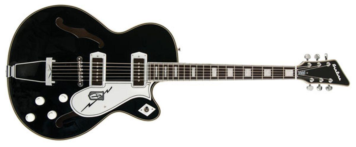 Eastwood Airline Espanada Electric Guitar Review
