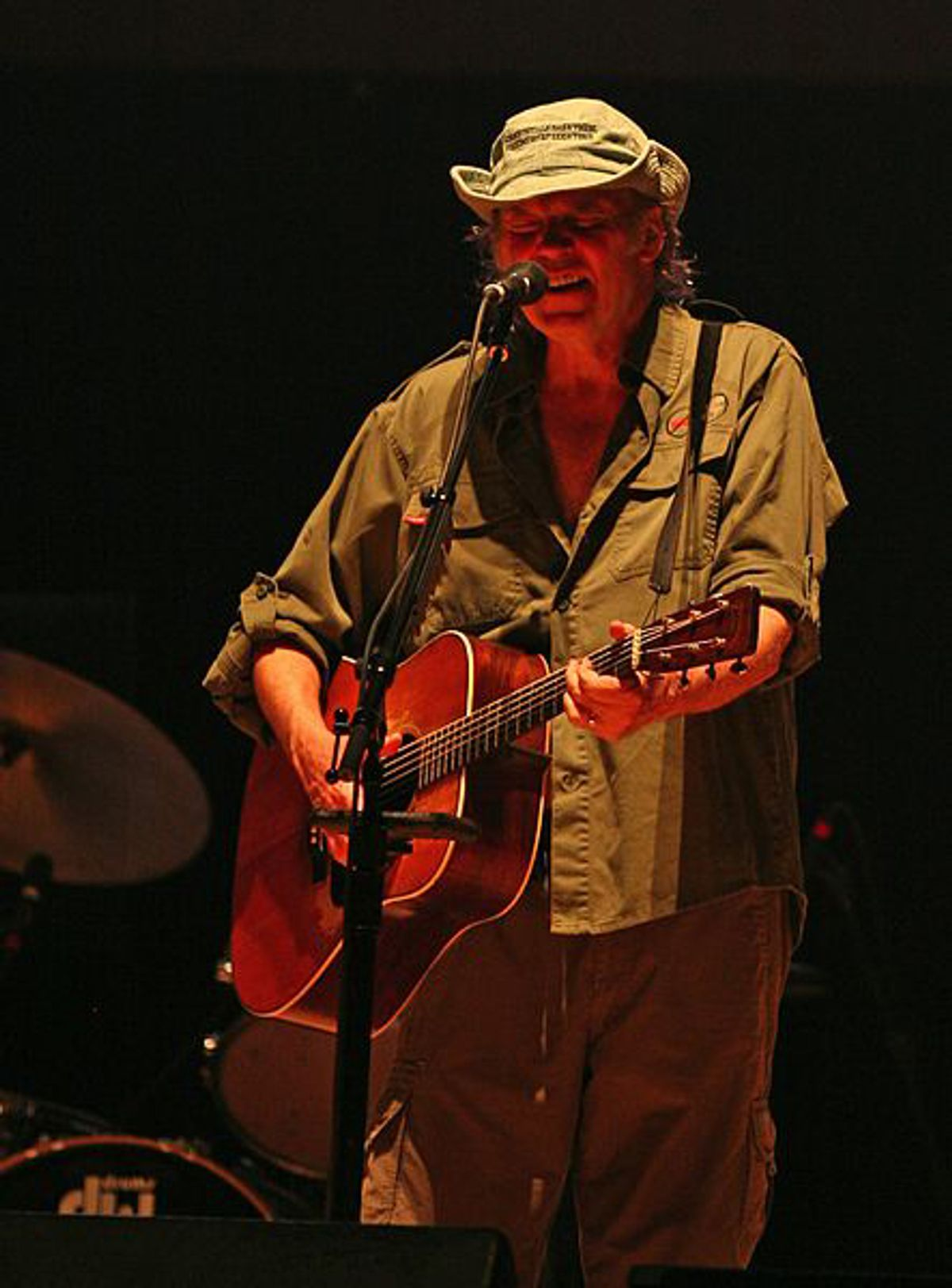 Neil Young and Crazy Horse Cancel European Tour After Accident