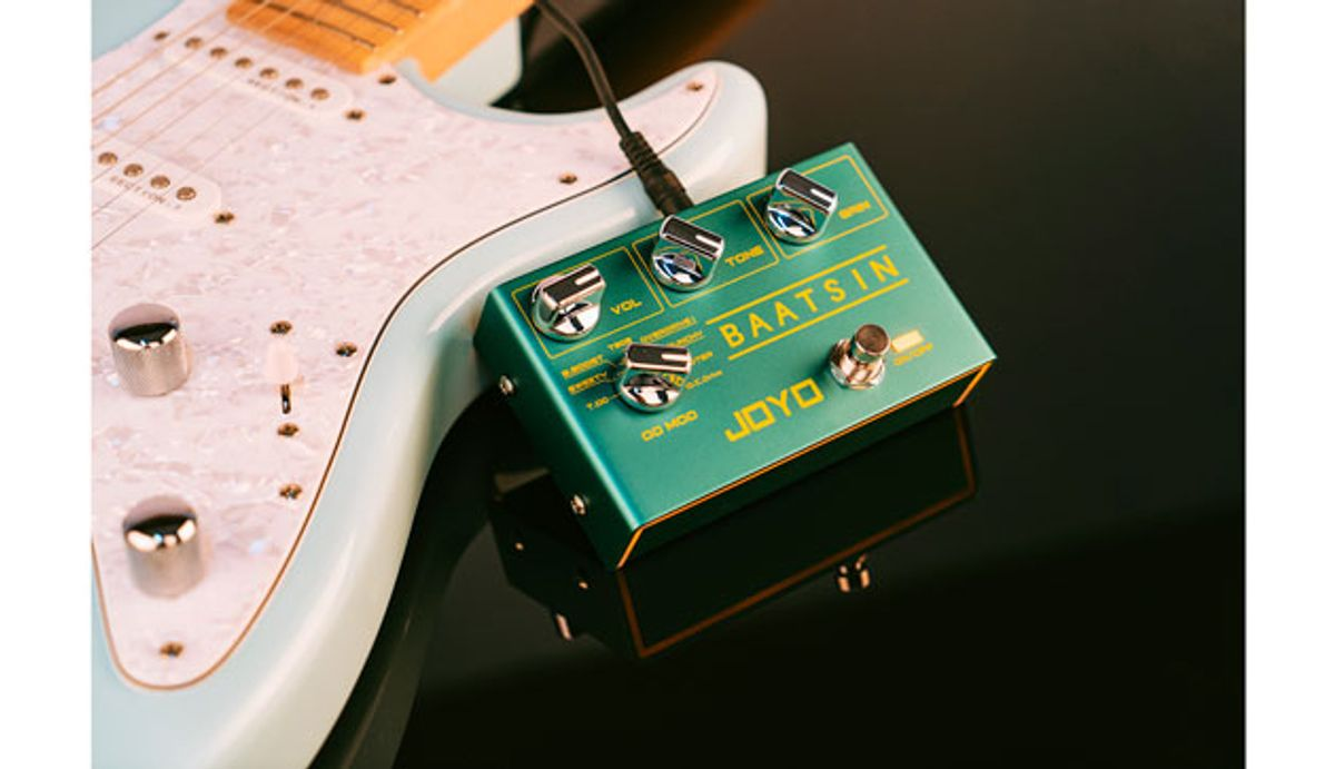Joyo Audio Launches the R-11 Baatsin