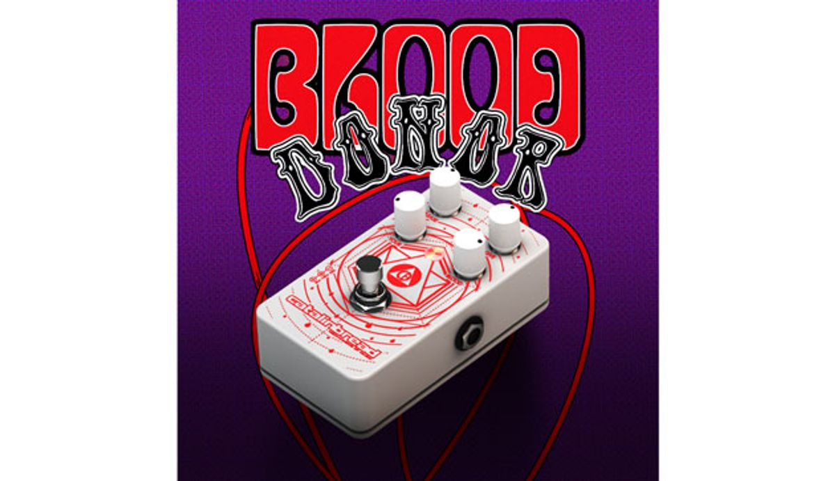 Catalinbread Releases the Blood Donor to Support the American Red Cross