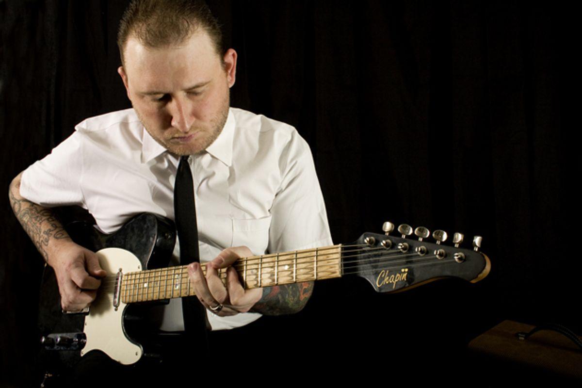 Interview: Josh Smith: Artist vs. Demo Artist
