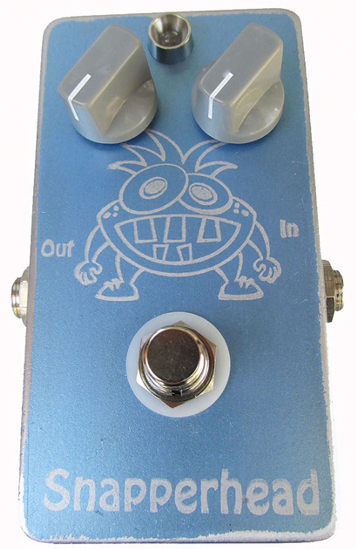 Synaptic Groove Releases Snapperhead Distortion
