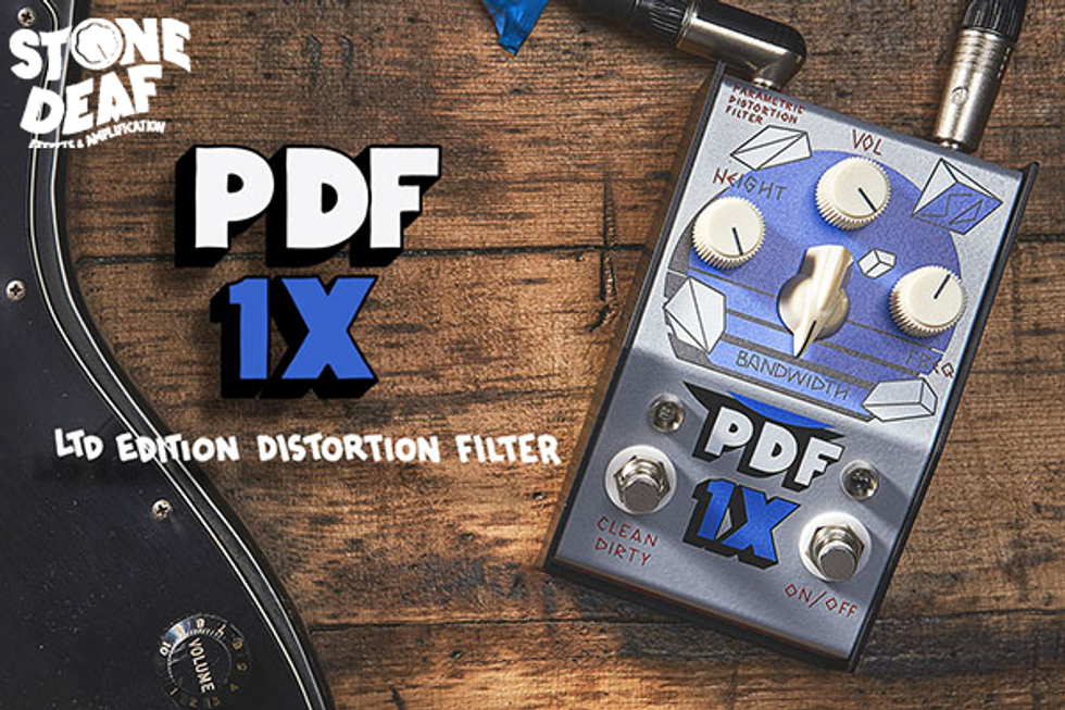PG Giveaways: Stone Deaf Pedals PDF 1X