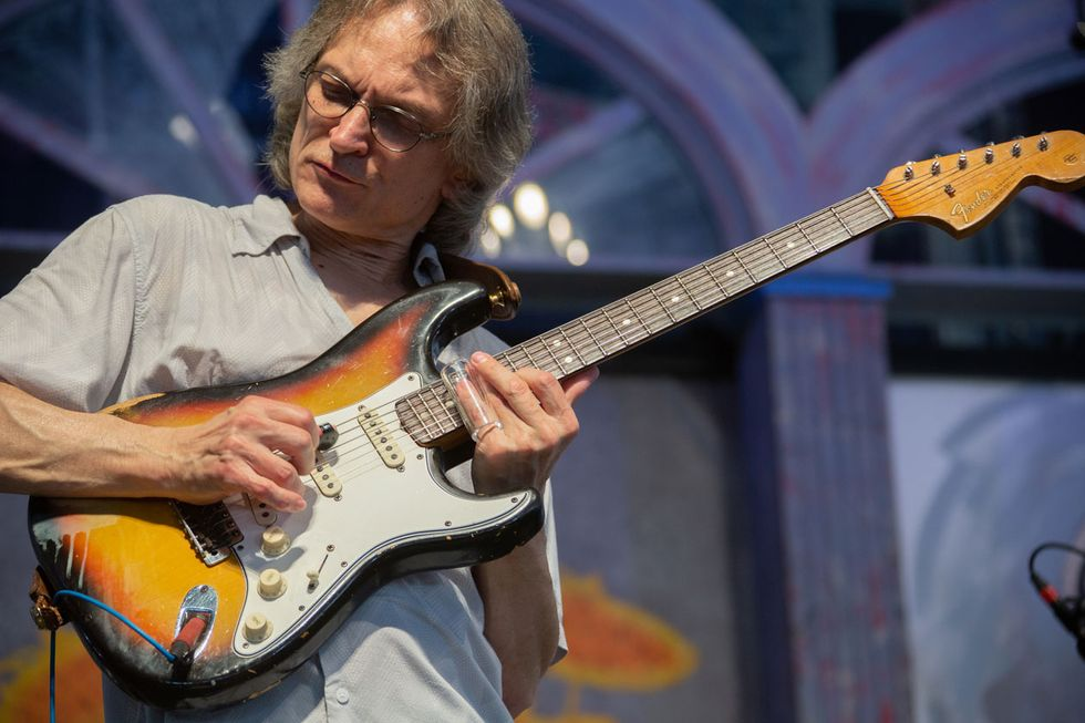 Sonny Landreth Slide Guitar Blacktop Run homepage