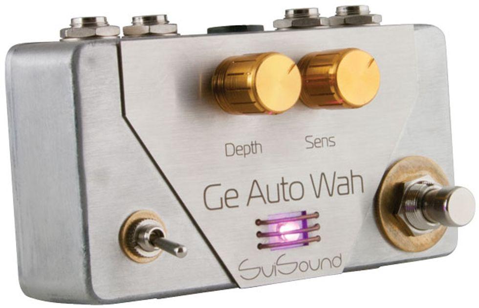 Svisound Ge Auto Wah Review Premier Guitar