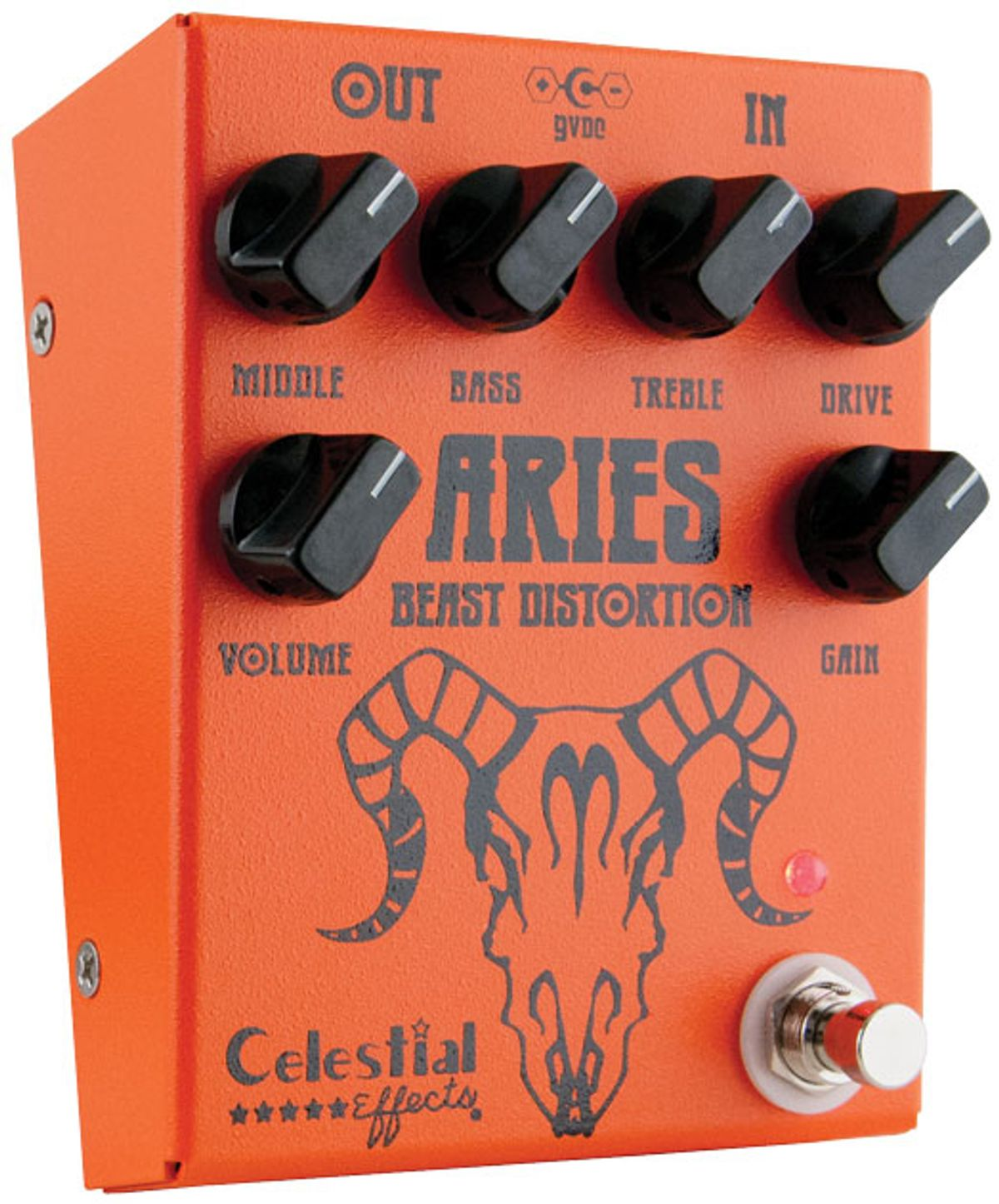 Celestial Effects Aries Beast Distortion Review
