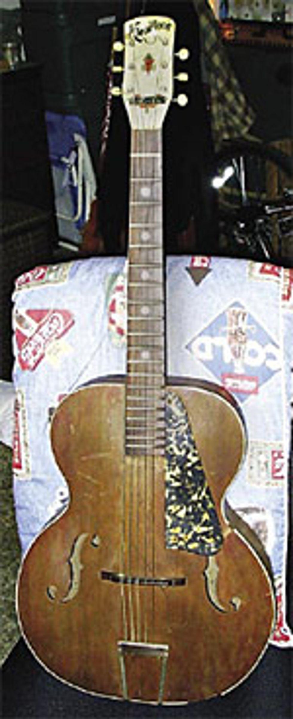 Guitar Trash or Treasure