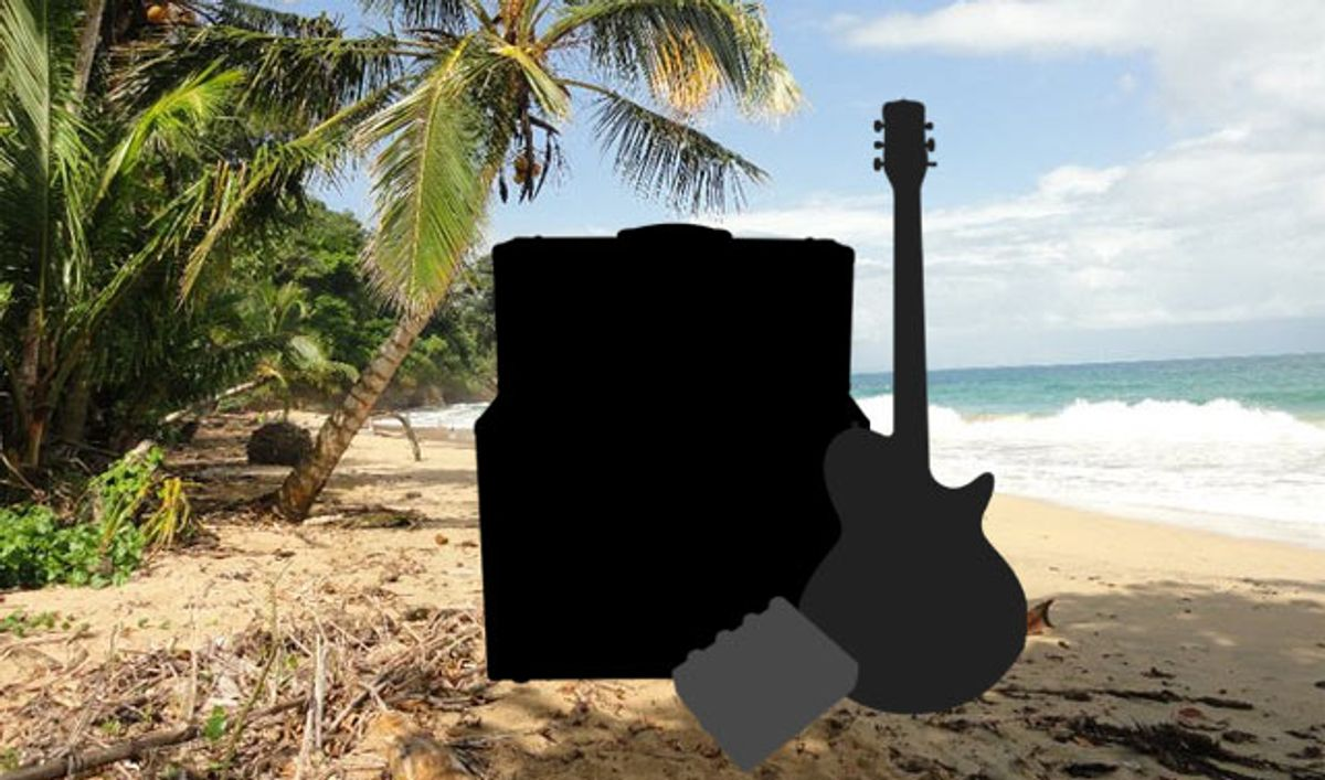 Submit Your Photos: Desert Island Rig