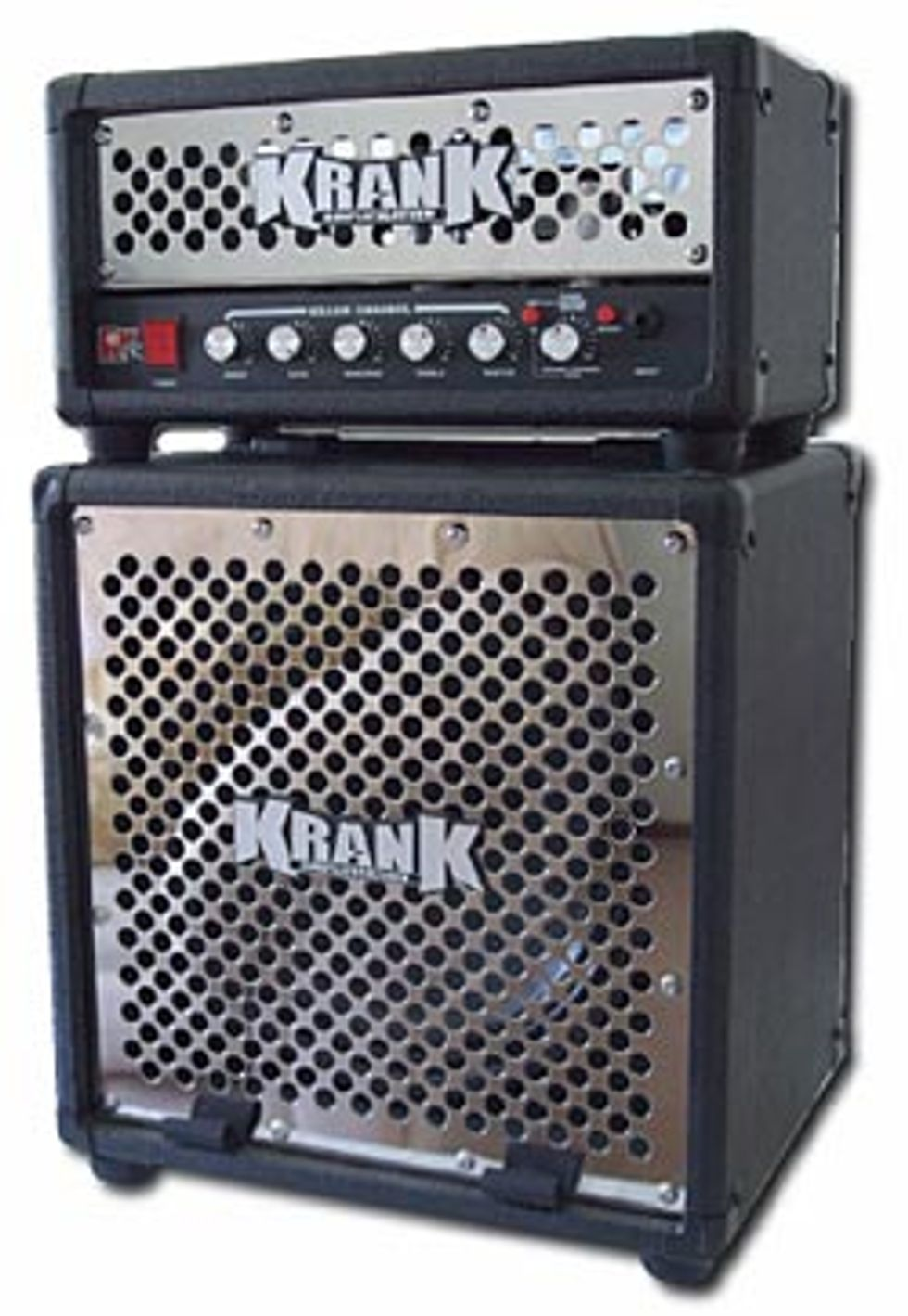 Krank Amplification Rev Jr. Mini-Stack