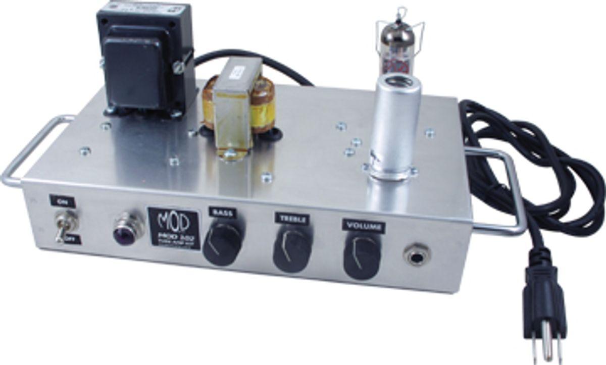 Mod Kits Releases the MOD102 Amp Kit