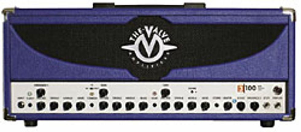 "Valve Amp USA ""THE VALVE"" Series"