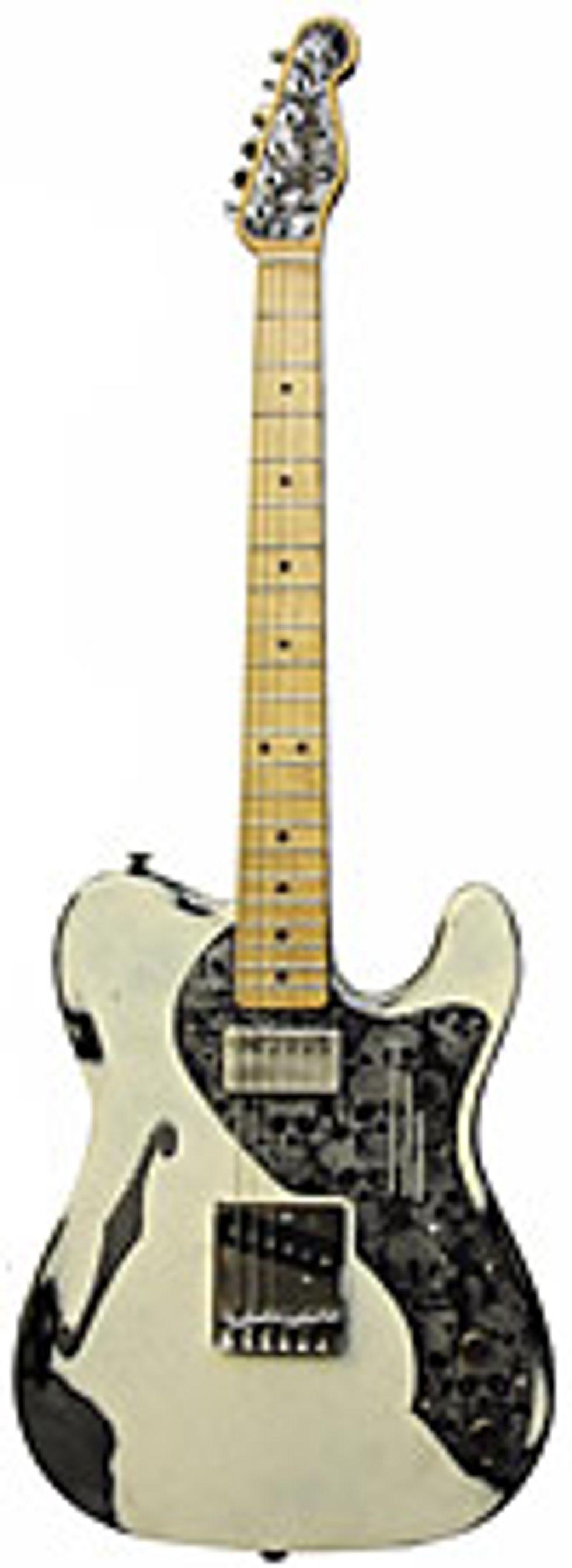James Trussart Steelcaster Deluxe