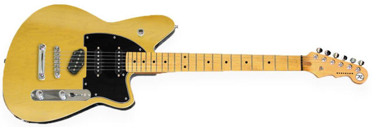 Reverend Six Gun Electric Guitar Review