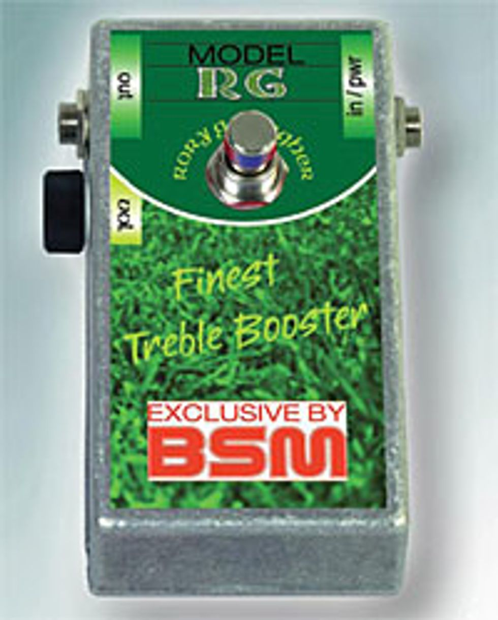 BSM Rory Gallagher Treble Booster