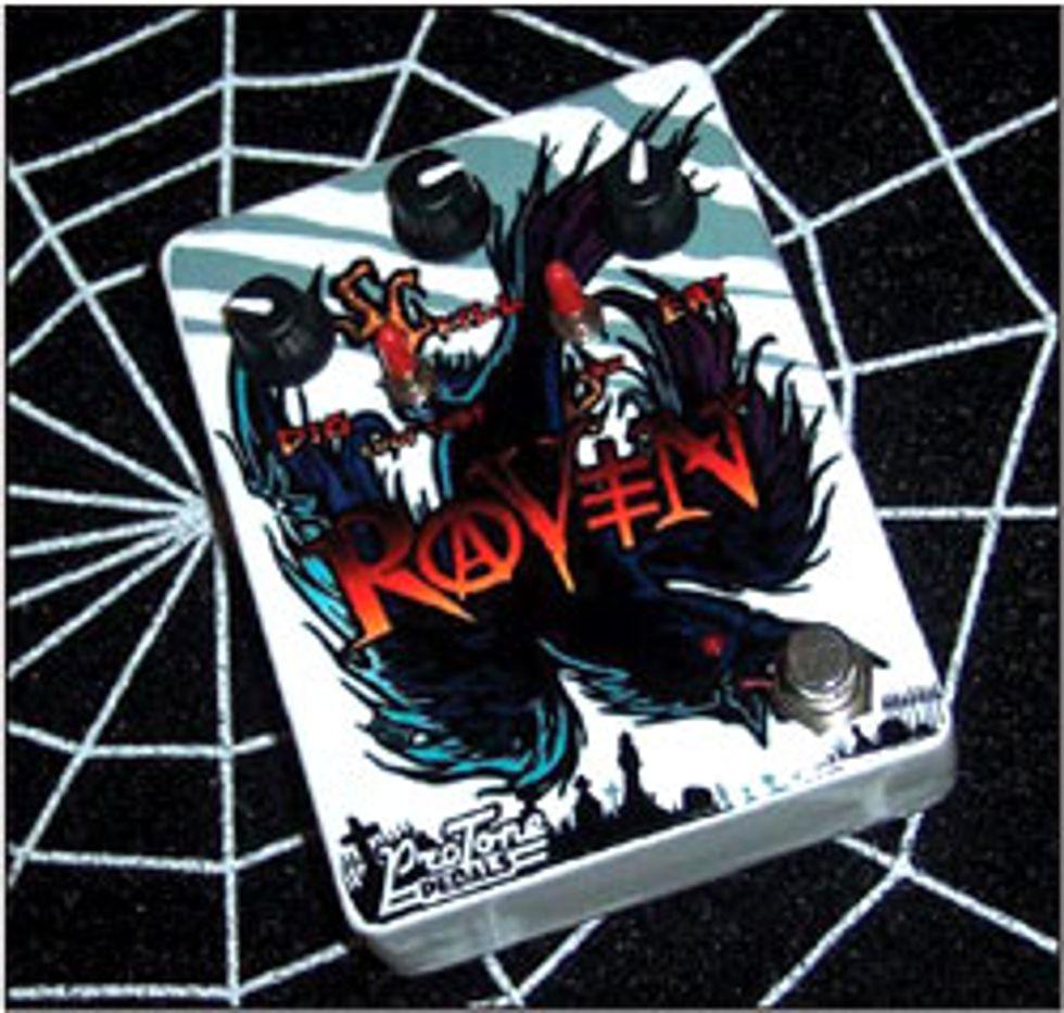 ProTone Raven Dirty Chorus Pedal
