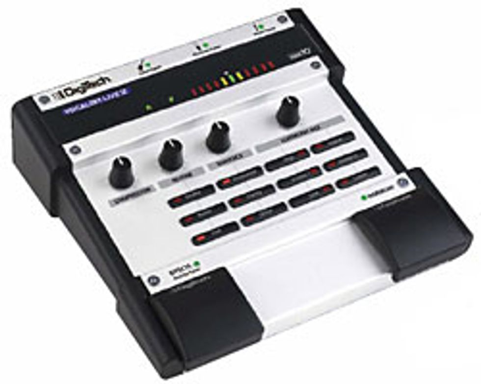 DigiTech Vocalist Live 2 Processor