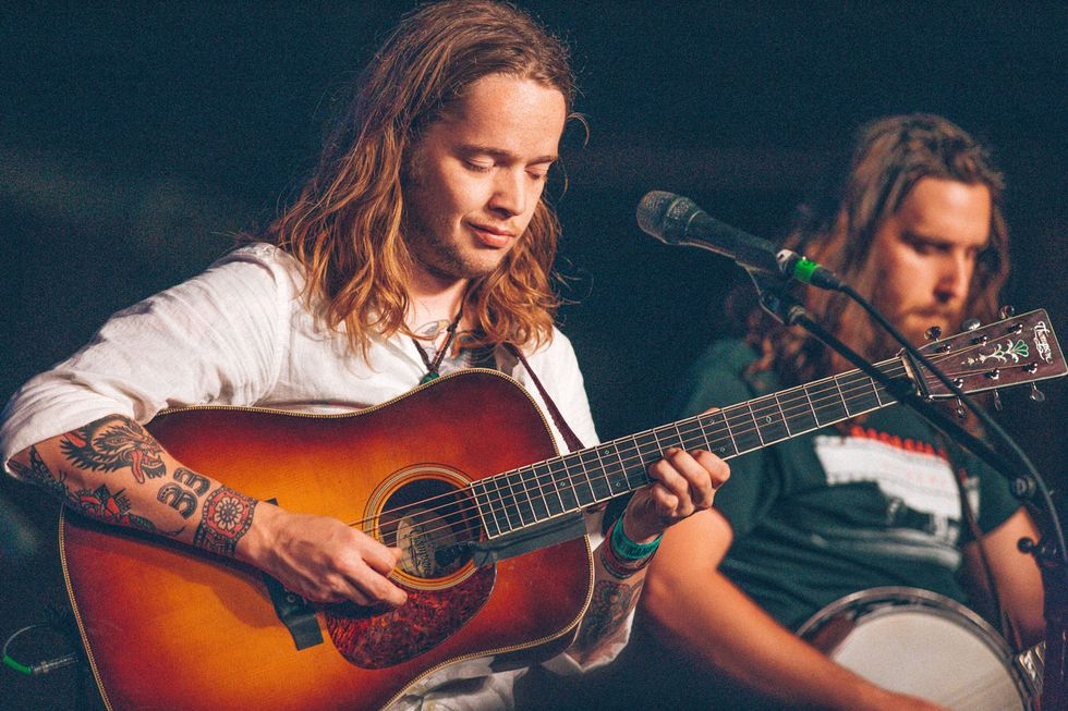 Billy Strings: The Long Road Home