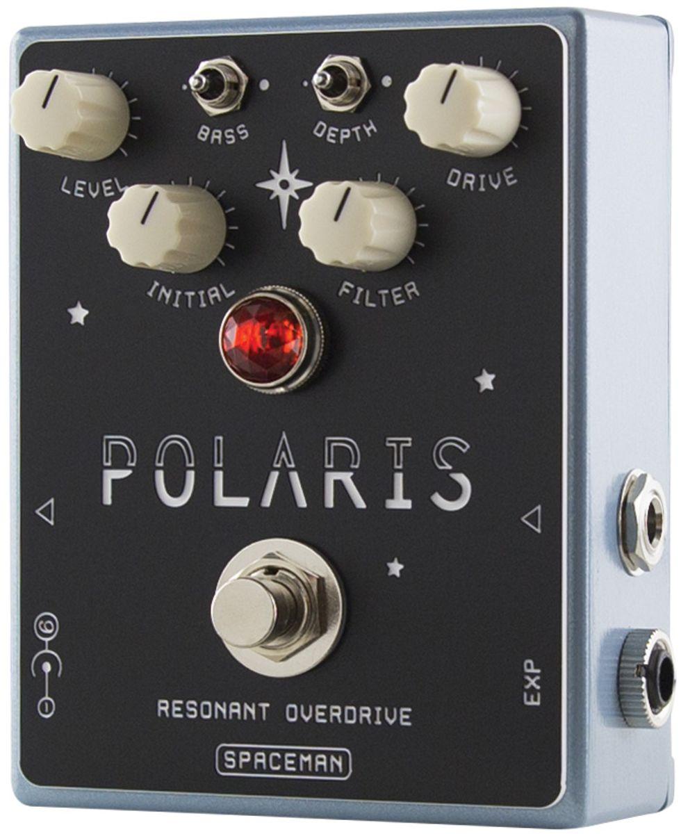 Spaceman Polaris - homepage