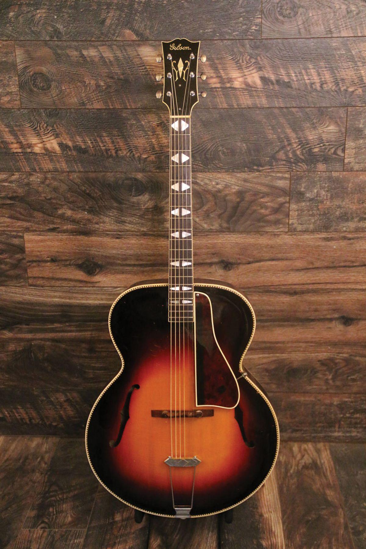 Vintage Vault: 1937 Gibson L-10