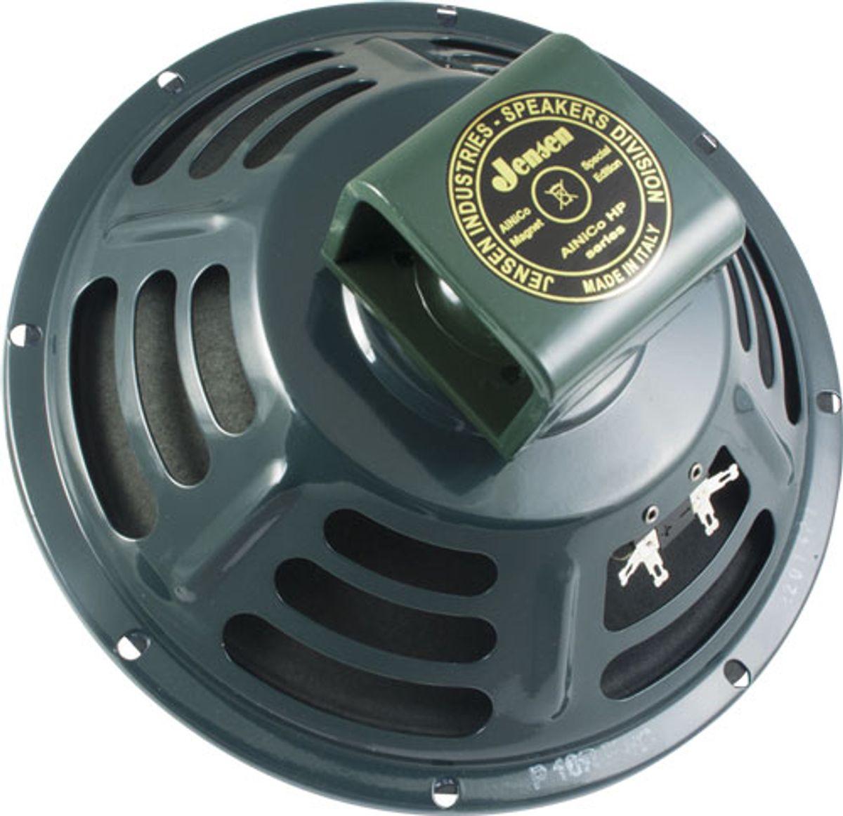 Jensen Speakers Releases the P10R-F