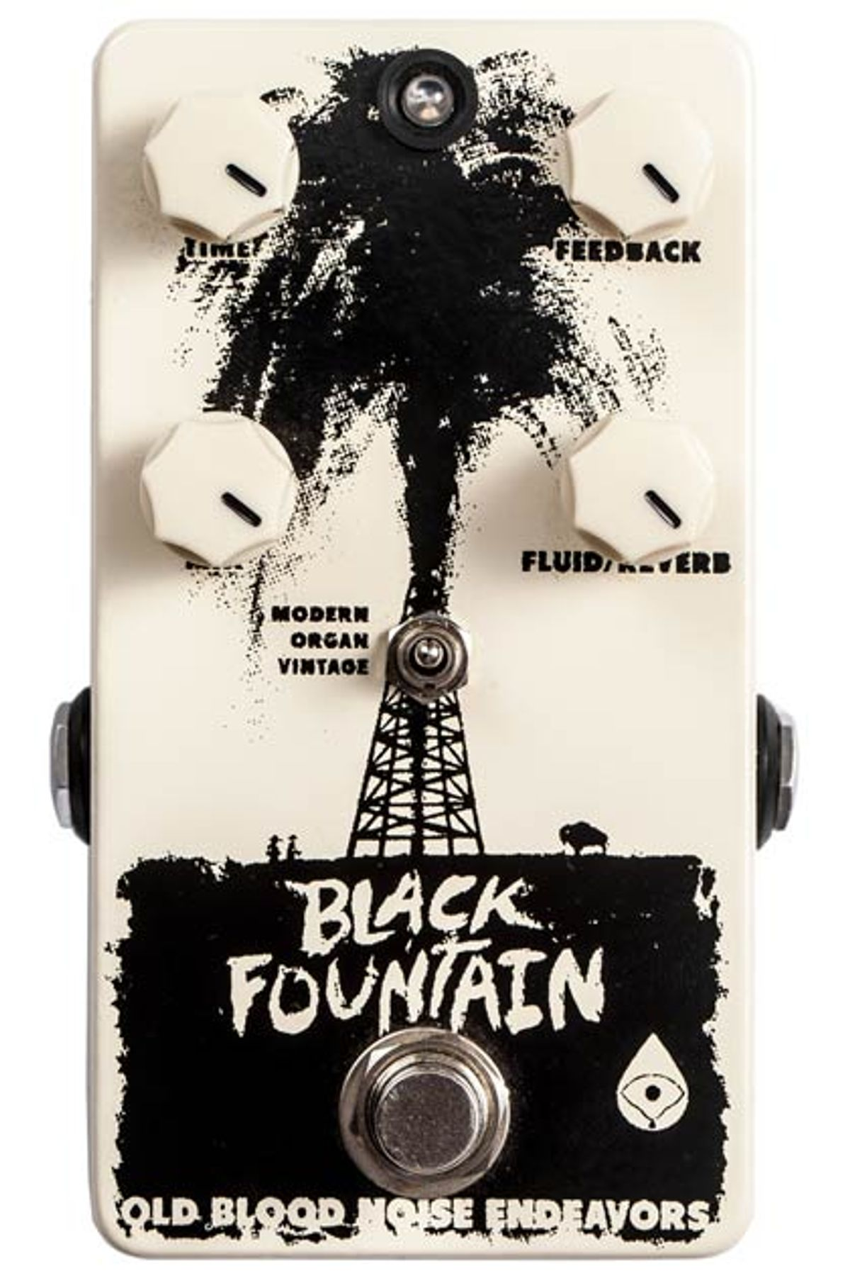 Old Blood Noise Endeavors Releases Black Fountain Delay