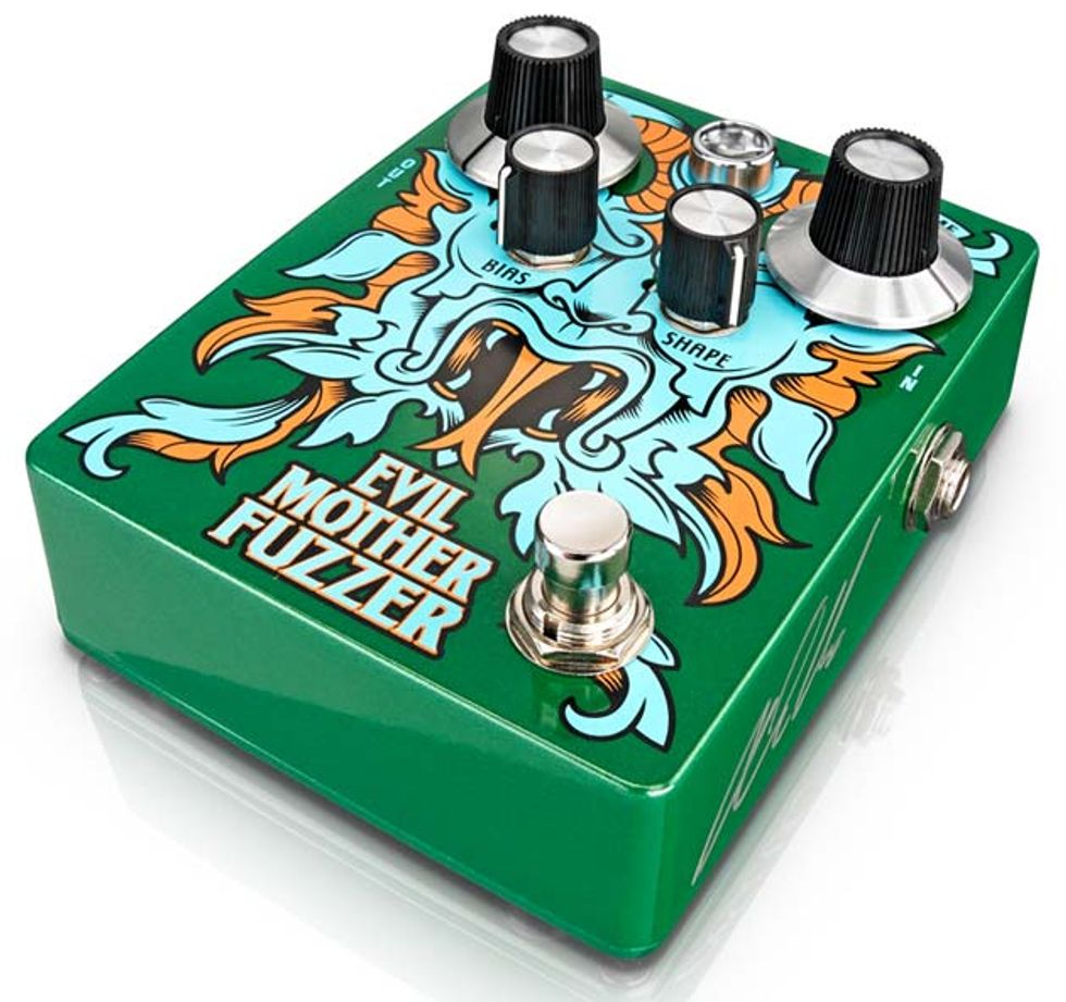 Dr No Effects Unleashes The Evil Motherfuzzer 2014 08