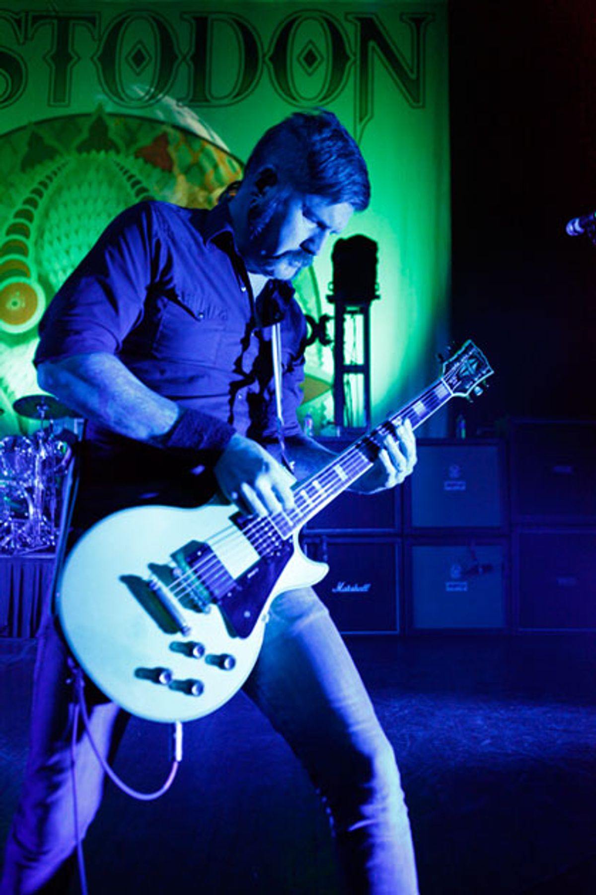 Mastodon: A Year in the Life of the Sludge Metal Lords
