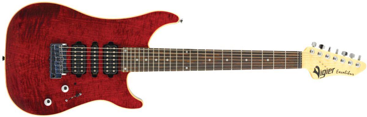 Vigier Excalibur Special 7 Guitar Review