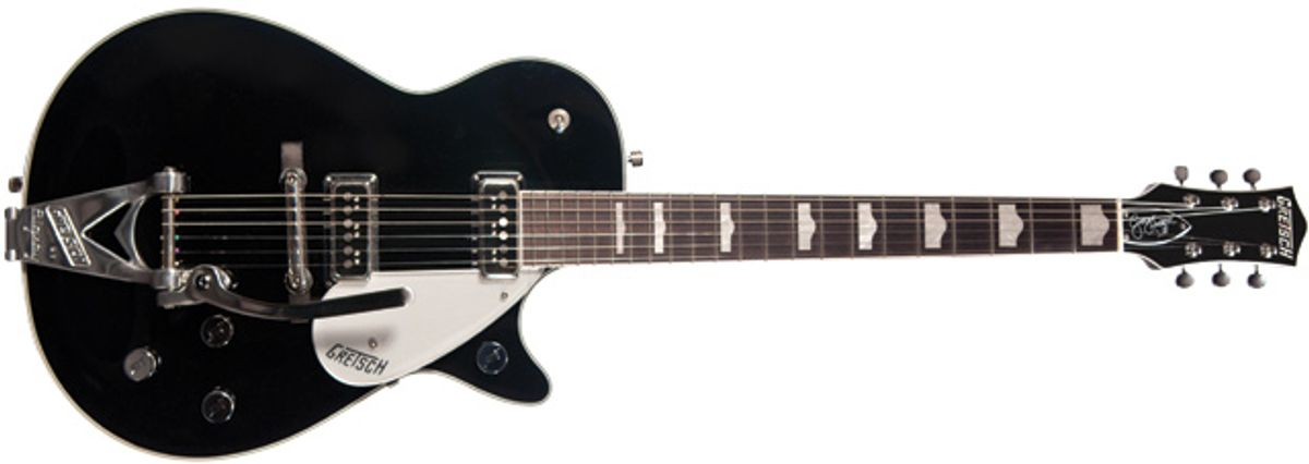 Gretsch G6128T-GH George Harrison Signature Duo Jet Electric Guitar Review