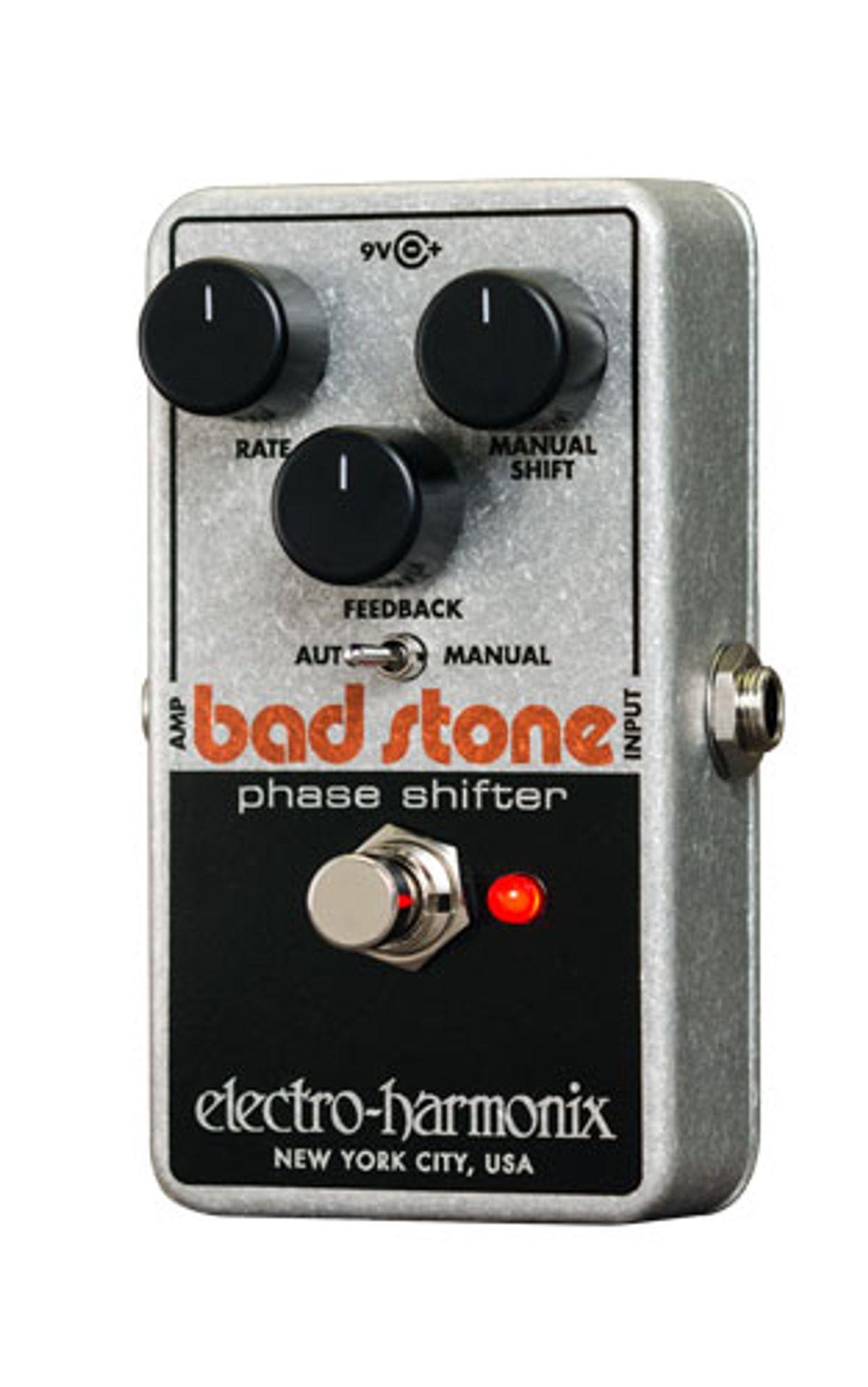 Electro-Harmonix Releases the Bad Stone