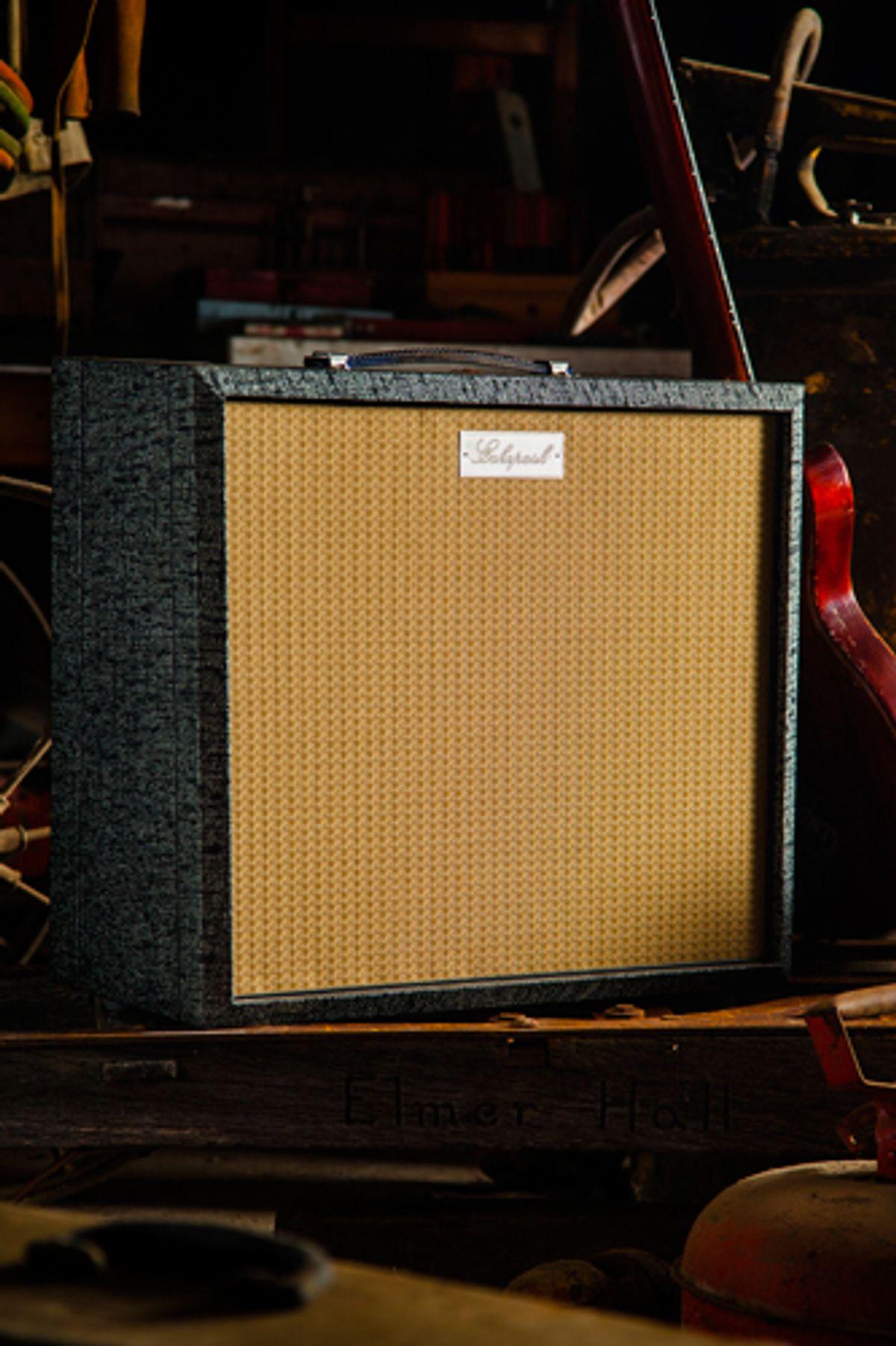 Echopark Guitars Unveils the Clarence Amp