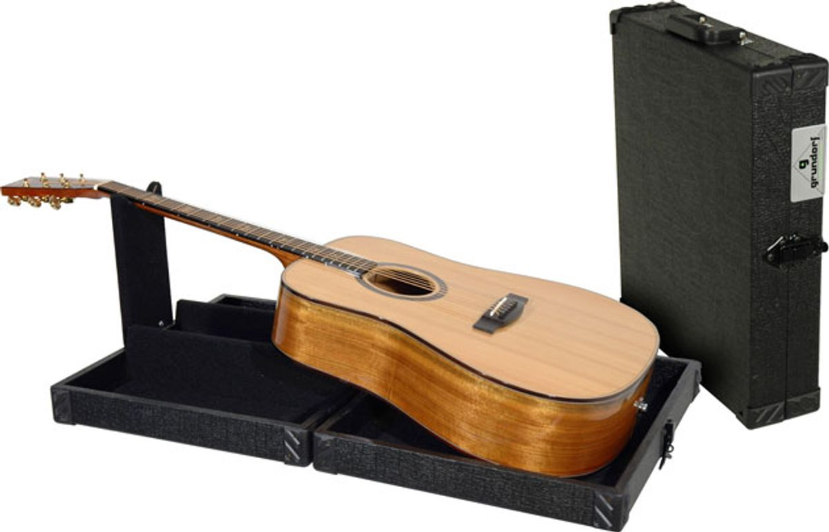 Grundorf Releases Guitar Maintenance Table