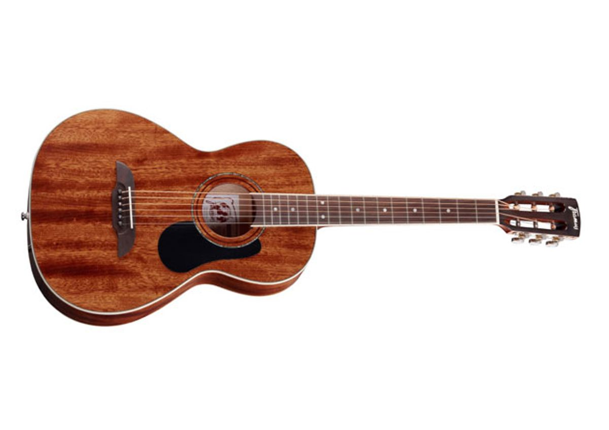 Framus Unveils Legacy Acoustic Series