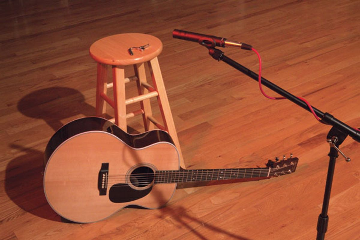 Essential Gig Tips for Acoustic Guitarists