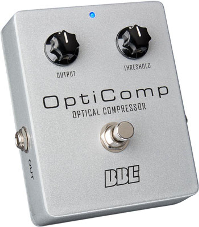 BBE Unveils OptiComp OC-5