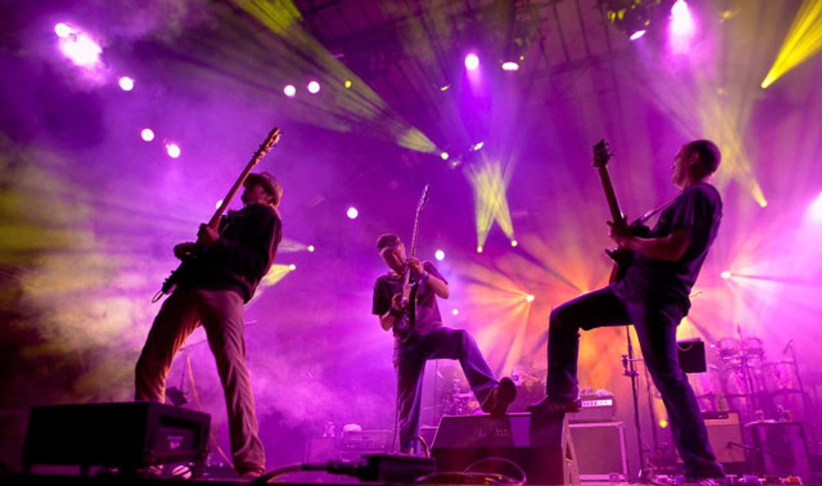 Interview: Umphrey's McGee - Group Therapy