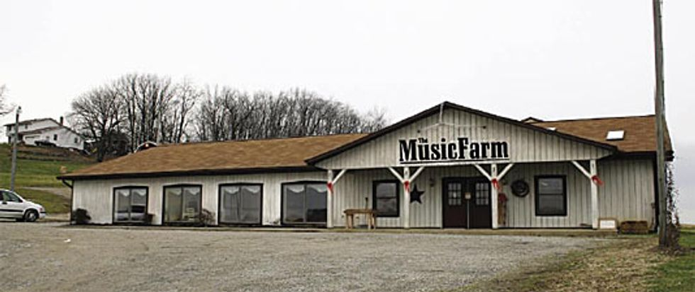 The Music Farm