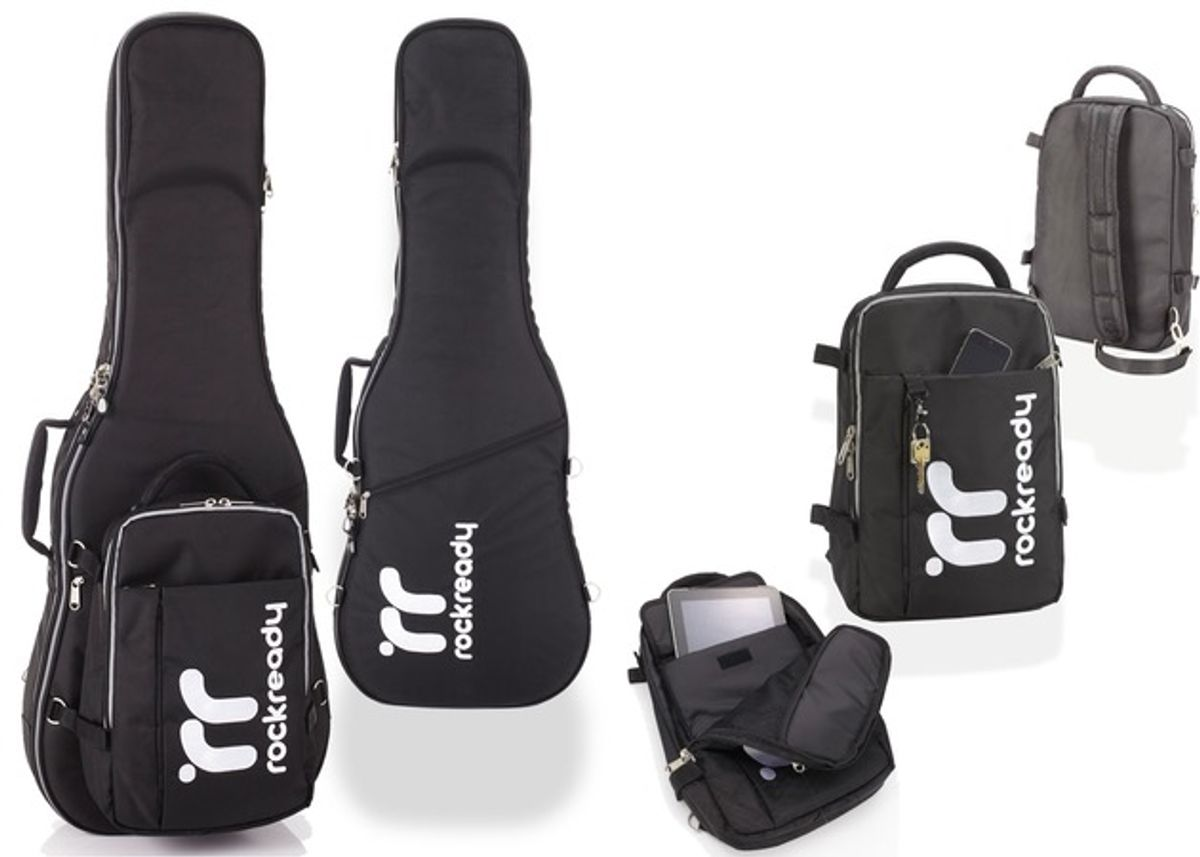 Rockready Releases Volo Gig Bags